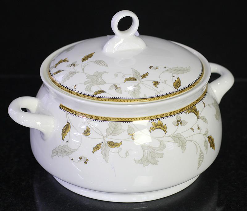 Bộ đồ ăn Sứ Xương Cao Cấp Fine Bone China - set19