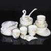 Bộ đồ ăn Sứ Xương cao cấp fine Bone China - set26 - 12